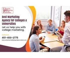 Best Marketing Agency for Colleges
