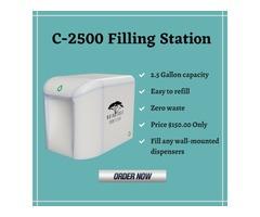 Filling Station C-2500 2.5 gallon capacity