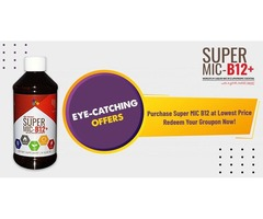 Buy B12 MIC Shots to Jumpstart Weight Loss Process