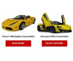 Lamborghini Car Rental Las Vegas