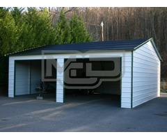 Shop Online For Boxed Eave Style Metal Buildings