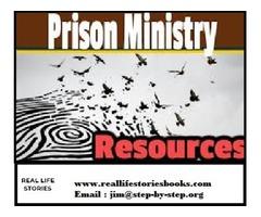 Prison Ministry Idea