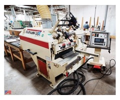 HUGE 3 DAY; INDUSTRIAL WOODWORKING- ONLINE ONLY AUCTION