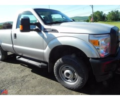 2013 Ford F250 SD Pickup