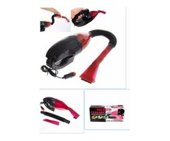 High Power Handy 12V Car Vacuum Cleaner FREE SHIPPING