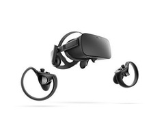 Black Friday VR Headset Oculus Rift PC-Powered VR Gaming System (Refurbished) – PC