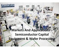 Semiconductor Robot Handling System- Kensington Labs