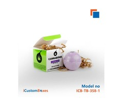Bath bomb box packaging wholesale with free shipping