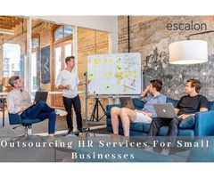 Outsourcing HR Services For Small Businesses