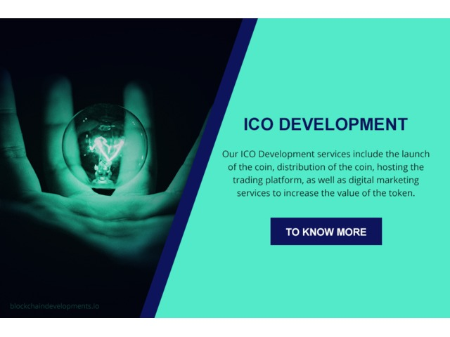 ICO Development Company  Initial Coin Offering services   ICO services   free-classifieds-usa.com