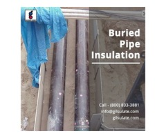 Buried Pipe Insulation