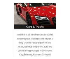 Choose The Best Auto Detailing in OKC