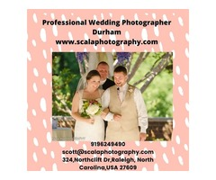 Why hire Professional Wedding Photographer ?