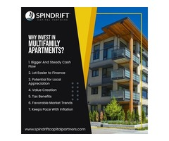 Investing In Multifamily Properties - Multifamily Real Estate Investing with Spindrift