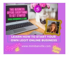 Learn how to start an online digital business
