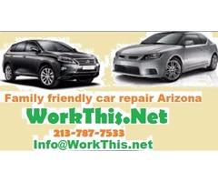 Car Noise Repair Arizona Clients Visit Us For