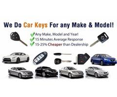 Car Key Cutting Service in Greenbelt MD