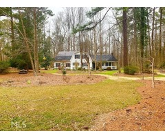 Home plus 2.44 acres for sale