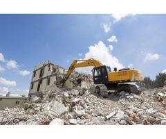 Affordable Demolition in Houston   Houston Tree & Demolition Services