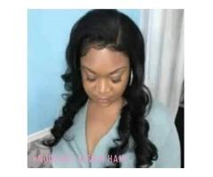 Virgin Hair Lace Frontal   Raw Indian 13x4 Temple   Knock Out Virgin Hair Las Vegas