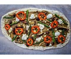 Ugly Mushroom Market Pizza - Original Recipes | R&R Cultivation