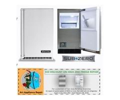 Art Appliance | Subzero Ice Maker Repair