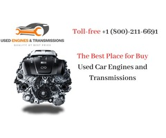 Buy Used Low Mileage Engines at Affordable Cost