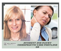 Accident and Injury Chiropractic Care Portland OR