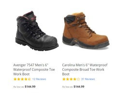 Boots with best quality and right pricing