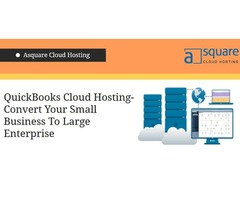 QuickBooks Cloud Hosting - Convert Your Small Business To Large Enterprise