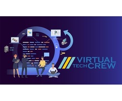 Dedicated Virtual Assistants in Virtual Tech Crew