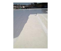 Flat Roof Repair and Elastomeric Roof Coating