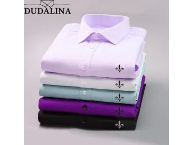 DUDALINA 2020 MEN CASUAL LONG SLEEVED SHIRT. | free-classifieds-usa.com