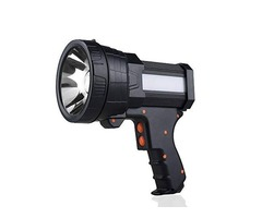 BIGSUN LED RECHARGEABLE FLASHLIGHT HIGH LUMENS 9600MAH