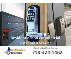 Residential and commercial Locksmith Service