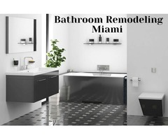 Bathroom Remodeling Miami | Make Your Bathroom Modern With EZ Construction