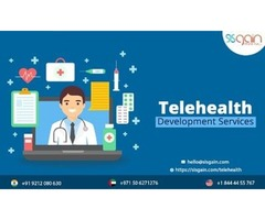 Telehealth Software Systems & Apps in USA   SISGAIN