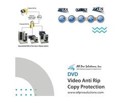 DVD Video Anti Rip Copy Protection