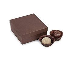 Custom Chocolate Truffle Boxes