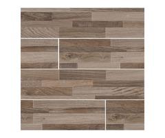 Shop For Rain Forest Taupe 6X24 Matte Ledger Panel