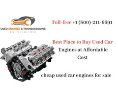 The Best Place to Buy Used Car Engines for Your Vehicles