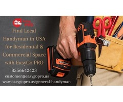 USA's Top Best Local Handyman Services Near Me | EasyGo PRO