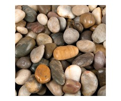 Shop For Mixed Polished 3-5 CM Beach Pebbles