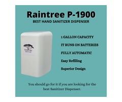 Hand Sanitizer Dispenser Raintree P-1900