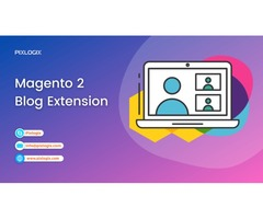 Extend your Store functionality with Magento 2 Blog Extension