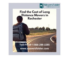 Find the Cost of Long Distance Movers in Rochester