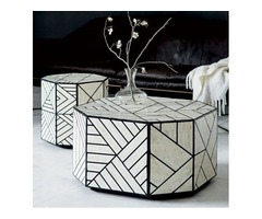 Buy End Table Online at Luxury Handicrafts in Low Price