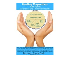 BioMagnetic Healing with Hands Practitioner Training - internationally accredited