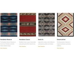 Buy handmade southwestern rugs
