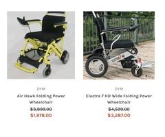 Wheelchair Store Near Me Santa Rosa